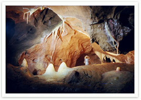 The Czech Karst PLA - Konepruske caves